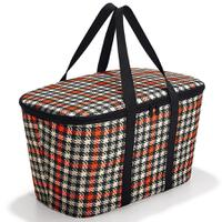 Термосумка Coolerbag glencheck red, Reisenthel